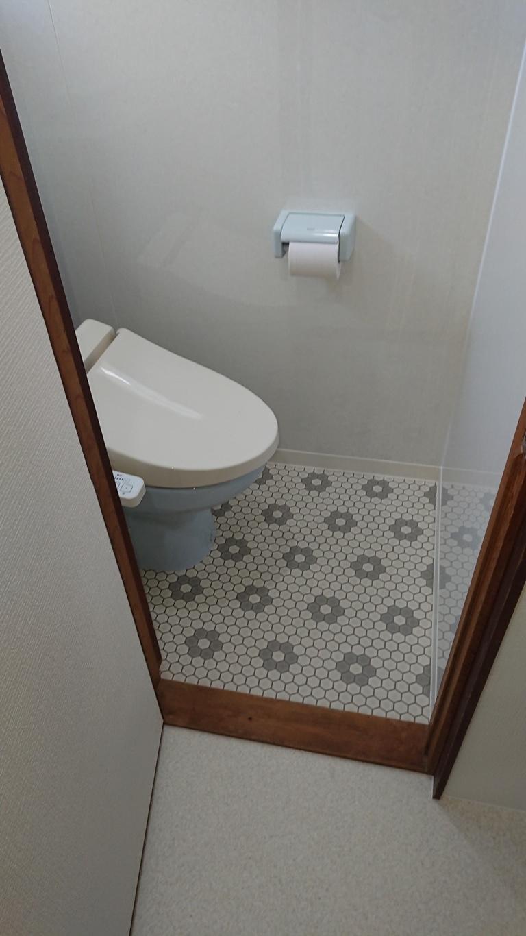 宮崎市K様邸トイレのリフォーム