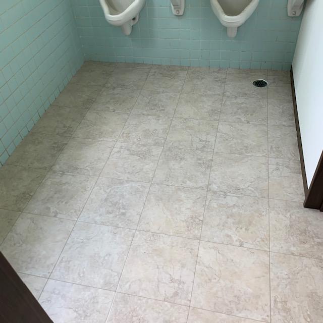 トイレのクッションフロアアフター