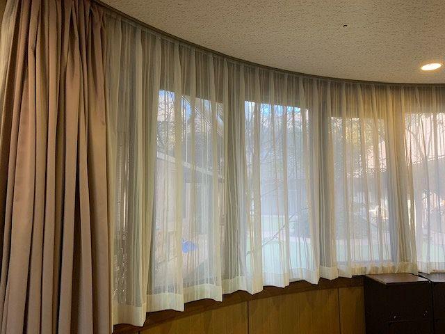 出窓のケースメント 施工事例